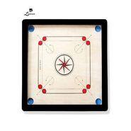 Professional tournament Liana Carrom Board (30x30 Inch, 2inch Border)