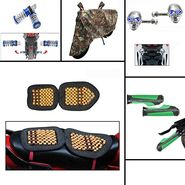 Ride with style combo of 5 Bike Accessories