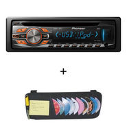 Combo of Pioneer CD+USB+Mp3 Player