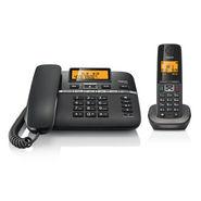 Gigaset Corded & Cordless Phone (C330) - Black