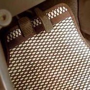 AutoStark Beige Eclipse Odourless Car Floor/Foot Mats 5 Pcs Set