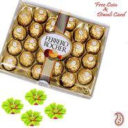Aapno Rajasthan 24 Pc Ferrero Rocher Pack for Diwali