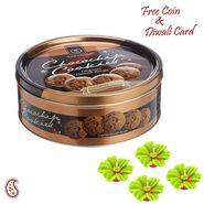 Aapno Rajasthan Sapphire Chocochips Cookies Box
