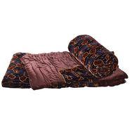 Jaipuri Print Cotton Double Bed Razai Quilt-DLI4DRZ402