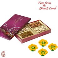 Aapno Rajasthan Big Dry fruit Box and Diwali Hamper