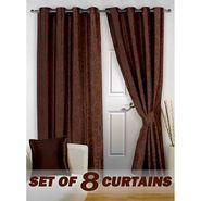 Set of 8 Printed Door curtain-7 feet-DNR_4_3019