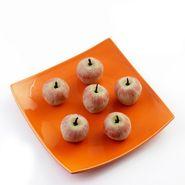 Stuffed Kajoo Apples with Free Laxmi Ganesh Coin_DRM1419