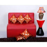 Set of 5 Dekor World Design Cushion Cover-DWCC-12-075