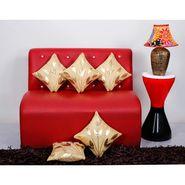 Set of 5 Dekor World Design Cushion Cover-DWCC-12-079