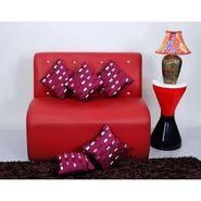 Set of 5 Dekor World Design Cushion Cover-DWCC-12-091