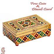 Beautifu Rectangular Shape Decorative Box