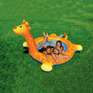 Giraffe Spray Swimming Pool for Kids