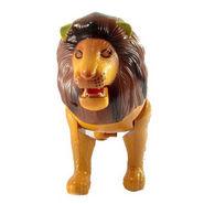 Jungle King - Walking, Roaring, Musical Lion