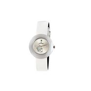 Dezine Wrist Watch For Women - White_DZ-LR071-WHT-WHT