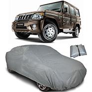 Digitru Car Body Cover for Mahindra Bolero - Dark Grey