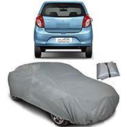 Digitru Car Body Cover for Maruti Suzuki Alto 800 - Dark Grey