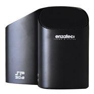 Enzatec SP302 Metallica Retractable Speaker - Black