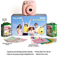 FUJIFILM Instax Mini 8 Bundle Box