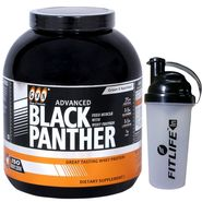 GXN Advance Black Panther 5 Lb (2.26kgs) Chocolate Flavor + Free Protein Shaker