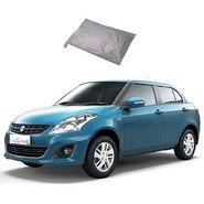 Galaxy Car Body Cover Maruti Swift Dezire - Silver