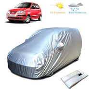 Hyundai Santro Xing Car Body Cover - Silver