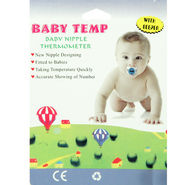 Digital Thermometer Pacifier for Babies