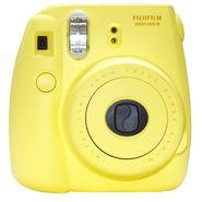 Fujifilm Instax Mini 8 Instant Camera - Yellow