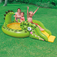 Intex 57132 Gator Play Centre