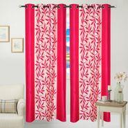 JBG Home Store Set of 2 Beautiful Design Door Curtains-JBG902_1PKD