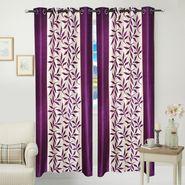JBG Home Store Set of 2 Beautiful Design Door Curtains-JBG905_1PKD