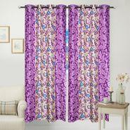 JBG Home Store Set of 2 Beautiful Design Door Curtains-JBG912_1PFD