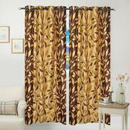 JBG Home Store Set of 2 Beautiful Design Door Curtains-JBG915_1BCLD