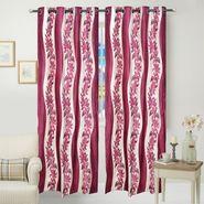 JBG Home Store Set of 2 Beautiful Design Door Curtains-JBG921_1WLD
