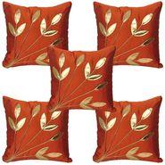 Set of 5 Multicolor Floral Cushion covers - JBG_OTR