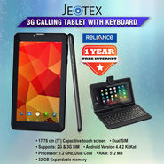 JeoTex 3G Calling Tablet with Keyboard