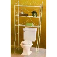 Kawachi  Metal Bathroom Space Saver Over Toilet-K198