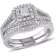 Kiara Swarovski Signity Sterling Silver Meghna Ring_Kir0809 - Silver