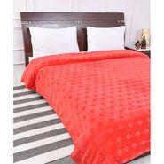 Amore Designer Printed Double Bed Fleece Blanket-KSB13