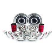 Klassic Vimal 16 Pcs Stainless Steel Set_KV125