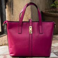 Arisha Pink  Handbag -LB 368