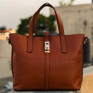 Arisha Brown Handbag -LB 369