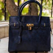 Arisha Blue Handbag -LB 376