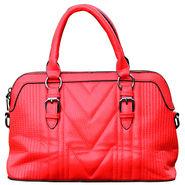 Sai Arisha PU Red Handbag -LB621