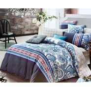 Lakshaya 100% Cotton Double Bedsheet With 2 Pillow Covers-LE-003