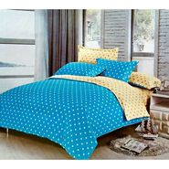 Lakshaya 100% Cotton Double Bedsheet With 2 Pillow Covers-LE-011