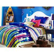 Lakshaya 100% Cotton Double Bedsheet With 2 Pillow Covers-LE-014