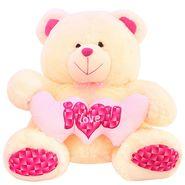 Valentine Stuff Cute Teddy Bear 60 Cms - Cream
