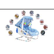 Playtool Multi Bouncer and Booster Seat - Blue