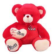 Rose Bear Valentine Stuff Teddy 40 cm