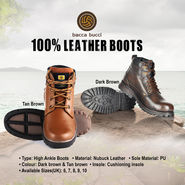 Bacca Bucci Leather Boots